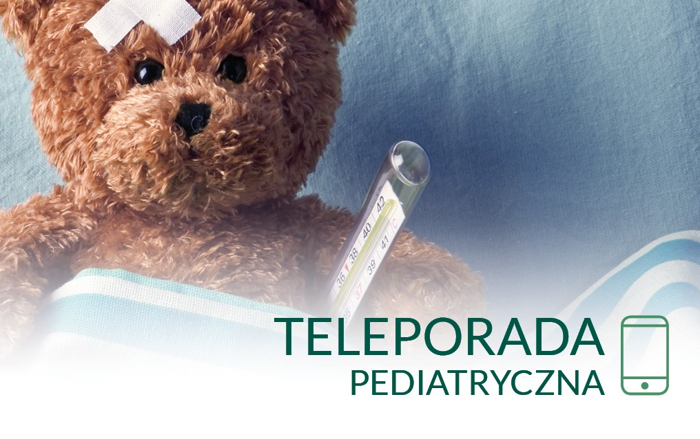 Teleporada pediatry
